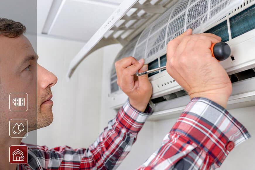 Klimatechnik von Haustechnik Commes aus Mönchengladbach